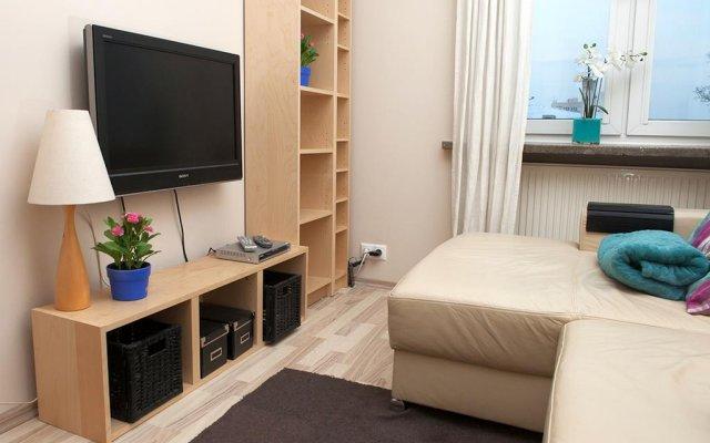 Апартаменты Key Apartments Chmielna комната для гостей