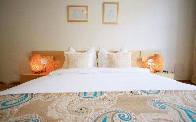 Апартаменты Apartment Elegant Living Вена комната для гостей