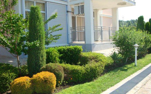 Отель Aparthotel Elit 2 Болгария, Солнечный берег - отзывы, цены и фото номеров - забронировать отель Aparthotel Elit 2 онлайн вид на фасад