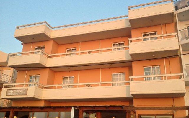 Отель 4 Brothers вид на фасад