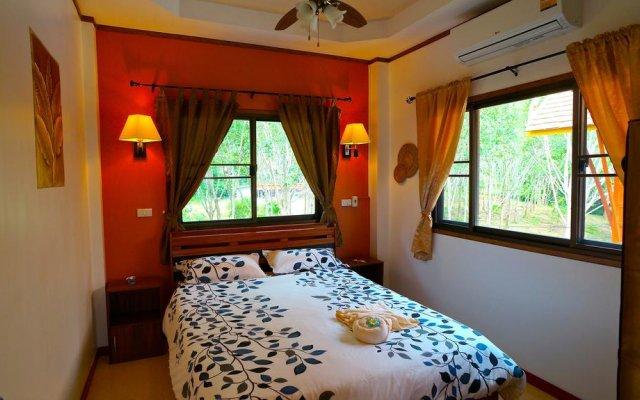 Отель Villa Siam Lanna @ Golden Pool Villas Ланта комната для гостей