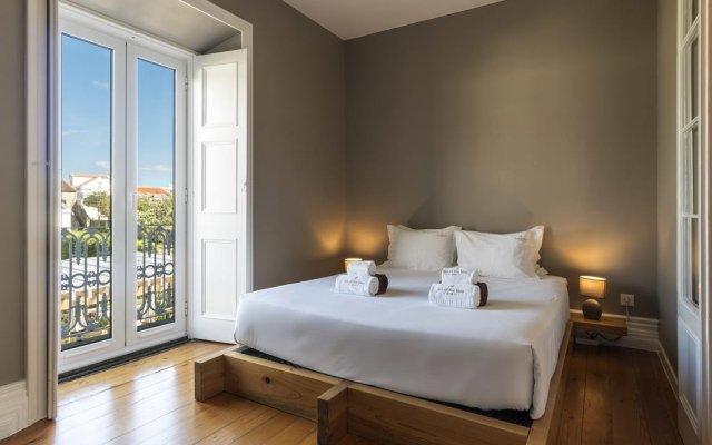 Отель Out Of The Blue Понта-Делгада комната для гостей