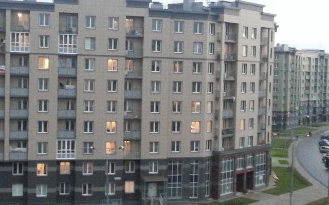Апартаменты Славянка вид на фасад