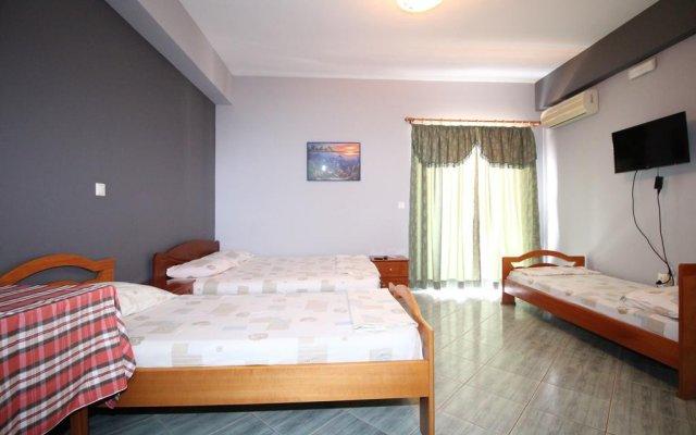 Отель Villa Edi&Linda Албания, Ксамил - отзывы, цены и фото номеров - забронировать отель Villa Edi&Linda онлайн комната для гостей