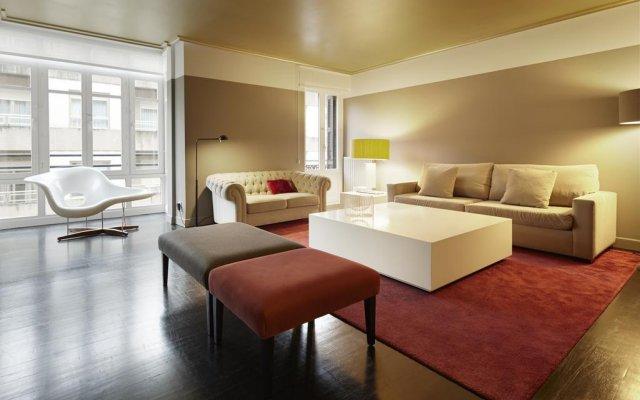 Отель Pitipombo Apartment by FeelFree Rentals Испания, Сан-Себастьян - отзывы, цены и фото номеров - забронировать отель Pitipombo Apartment by FeelFree Rentals онлайн комната для гостей