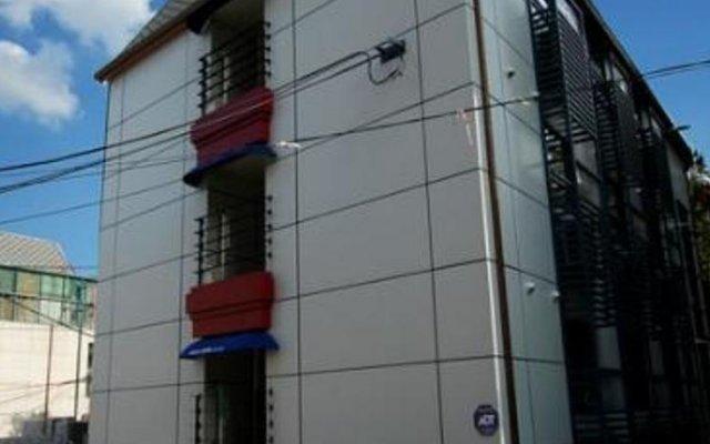 Отель GoKorea Guesthouse вид на фасад