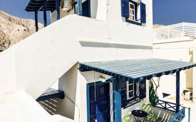 Отель Villa Kostas Греция, Остров Санторини - отзывы, цены и фото номеров - забронировать отель Villa Kostas онлайн вид на фасад