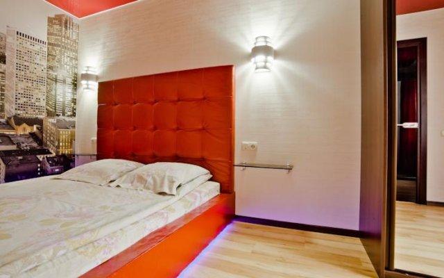 Апартаменты VIP Apartserg Apartment комната для гостей