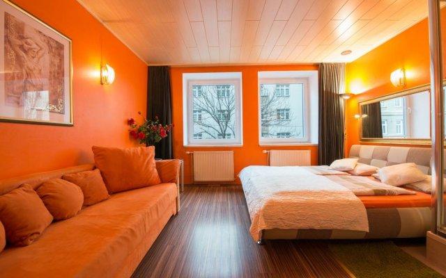 Отель Zentrum-Prater-Donau Австрия, Вена - отзывы, цены и фото номеров - забронировать отель Zentrum-Prater-Donau онлайн комната для гостей