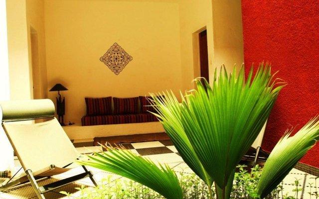 Auberge Diaguili in Nouakchott, Mauritania from 53$, photos, reviews - zenhotels.com guestroom