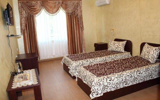 Гостиница Monrealy Одесса комната для гостей