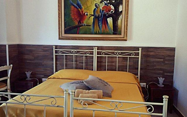 Отель B&B Il Casale dei Principi Лечче комната для гостей