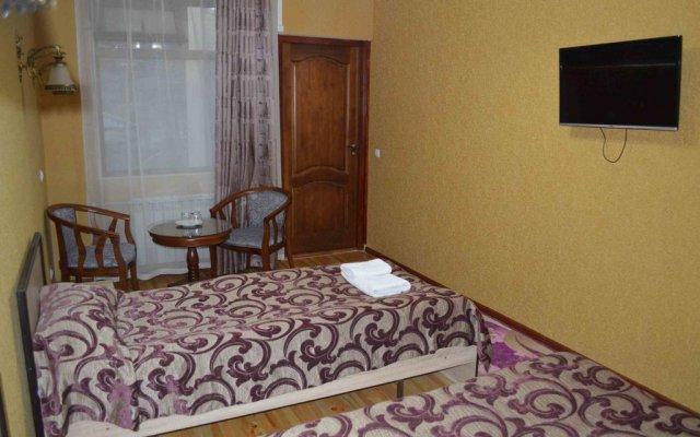 Отель Eco House комната для гостей