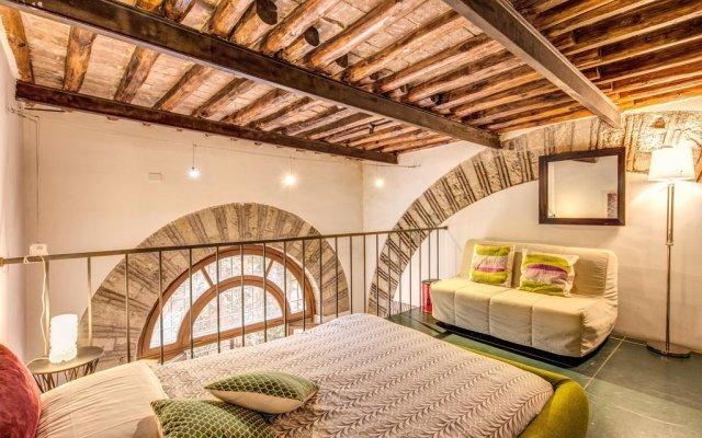 Отель Trastevere Hyperloft & Garden комната для гостей