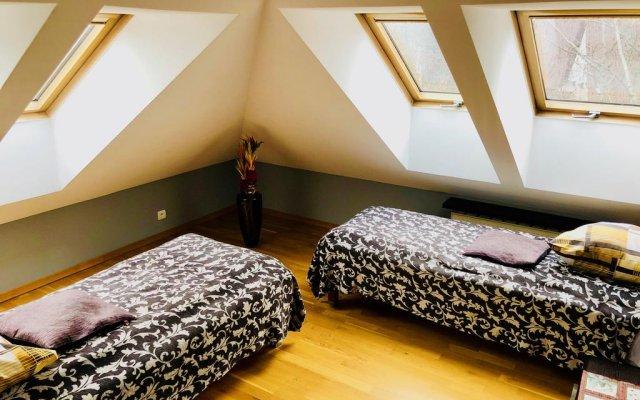Отель Apartamenty Smile комната для гостей