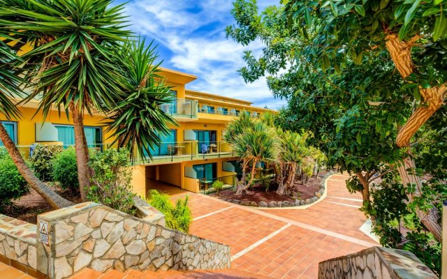 Отель SBH Club Paraíso Playa - All Inclusive вид на фасад