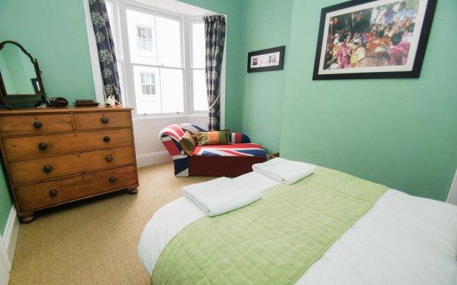 Отель Sudeley House Великобритания, Кемптаун - отзывы, цены и фото номеров - забронировать отель Sudeley House онлайн комната для гостей