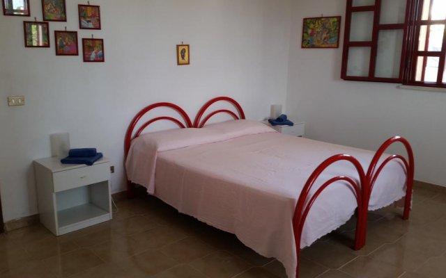 Отель Villa Arenella Аренелла комната для гостей