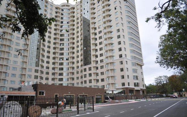 Апартаменты Odessa Pearl Apartment вид на фасад