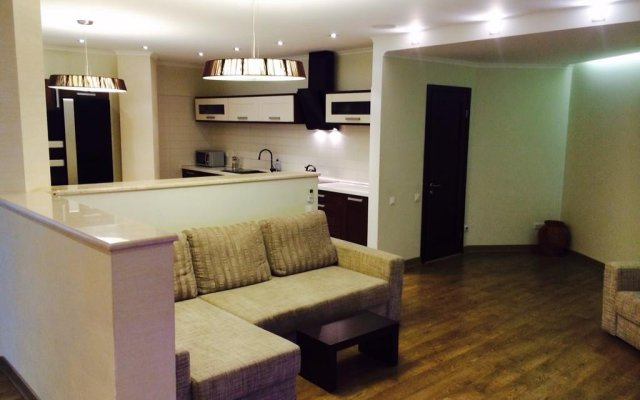 Апартаменты New Arcadia комната для гостей