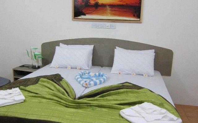 Отель Guraidhoo Corner Tourist House Мальдивы, Северный атолл Мале - отзывы, цены и фото номеров - забронировать отель Guraidhoo Corner Tourist House онлайн комната для гостей