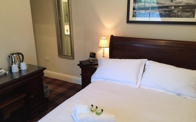 Отель The Royal At Hayfield комната для гостей