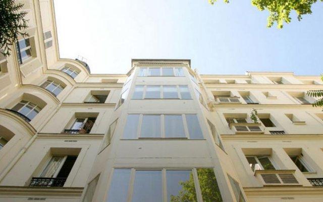 Отель Pension Residence Du Palais вид на фасад
