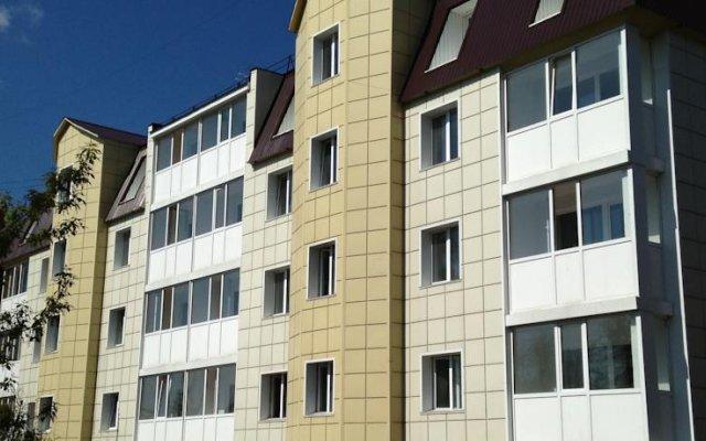 Гостиница ВикторияОтель на Мусы Джалиля вид на фасад