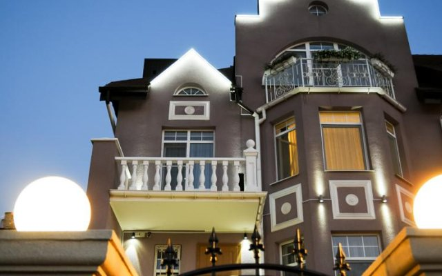 Гостиница Vettriano вид на фасад