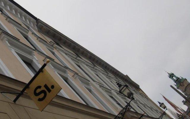 Отель Hotell Skeppsbron вид на фасад