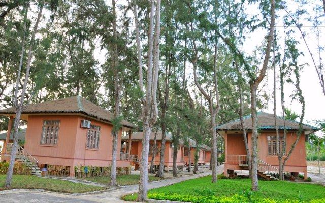 Отель TTC Resort Premium Doc Let вид на фасад