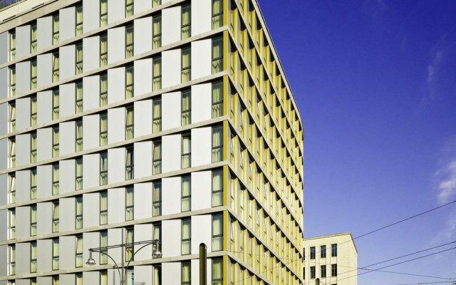 Отель VISIONAPARTMENTS Berlin Otto-Braun-Strasse Германия, Берлин - отзывы, цены и фото номеров - забронировать отель VISIONAPARTMENTS Berlin Otto-Braun-Strasse онлайн вид на фасад