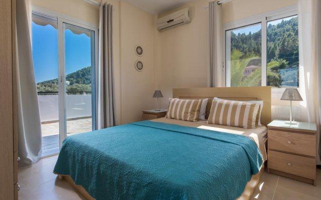 Отель The Endless View Ситония комната для гостей