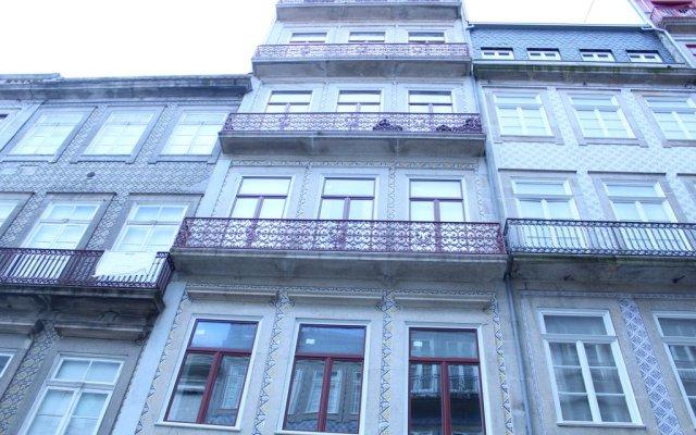 Отель Porto Ribeira Flat вид на фасад