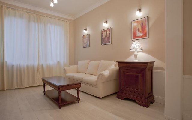 Апартаменты Boutique Apartment комната для гостей