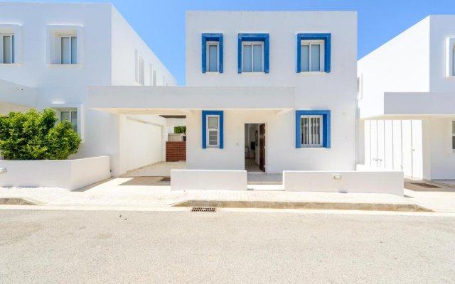 Отель Cape Greco Villa Кипр, Протарас - отзывы, цены и фото номеров - забронировать отель Cape Greco Villa онлайн вид на фасад