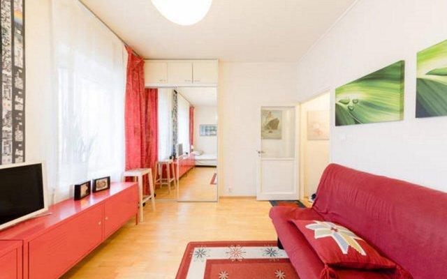 Отель Töölönkatu Apartment Финляндия, Хельсинки - отзывы, цены и фото номеров - забронировать отель Töölönkatu Apartment онлайн комната для гостей