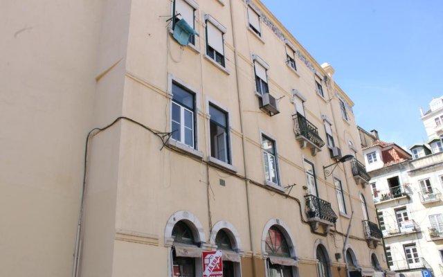 Отель Blue House - Saint Pauls House вид на фасад