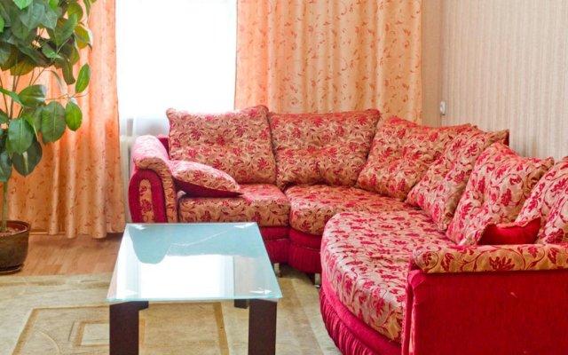 Апартаменты City Centre Standart Apartments Мурманск комната для гостей