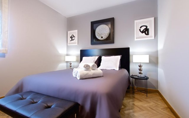 Отель Habitat Apartments Latina Nature Испания, Мадрид - отзывы, цены и фото номеров - забронировать отель Habitat Apartments Latina Nature онлайн комната для гостей