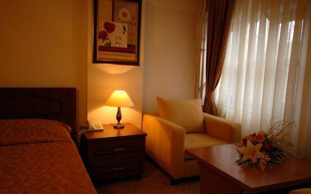 Aksemseddin Hotel комната для гостей