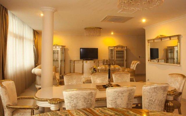Отель Chik-Chik Namibe комната для гостей
