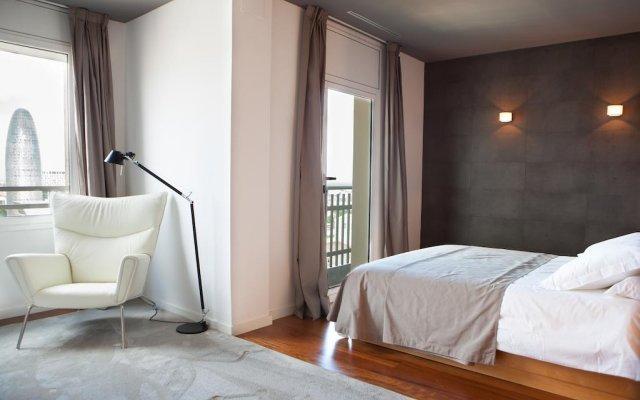 Отель ChicRoomBarcelona Monumental Views комната для гостей