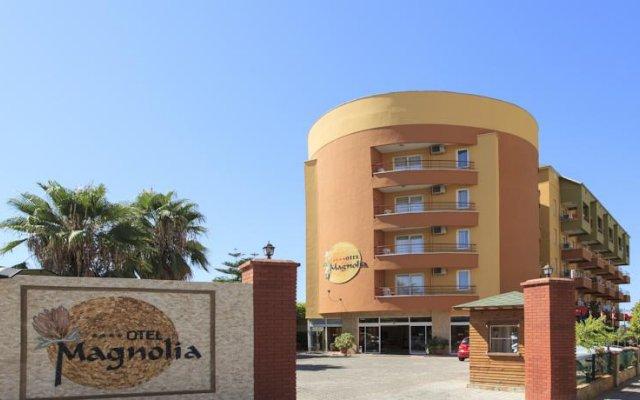 Magnolia Hotel Турция, Аланья - 1 отзыв об отеле, цены и фото номеров - забронировать отель Magnolia Hotel онлайн вид на фасад