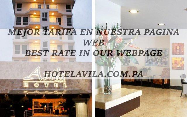 Avila Hotel Panama 0
