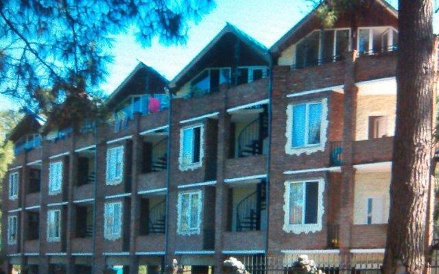 Отель Staryy Dom вид на фасад