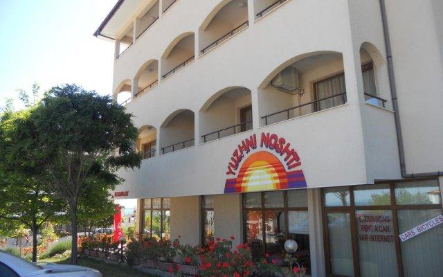 Курортный отель Yuzhni niosht вид на фасад
