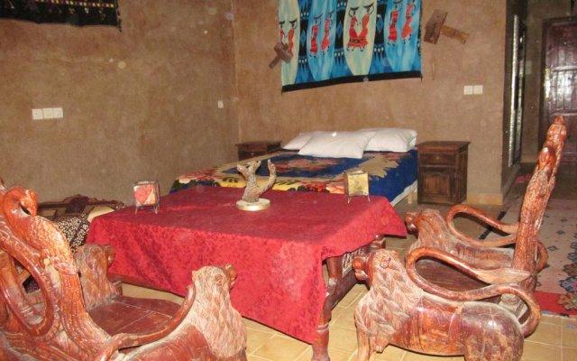 Отель Sandfish Марокко, Мерзуга - отзывы, цены и фото номеров - забронировать отель Sandfish онлайн комната для гостей
