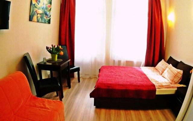 Отель Apartament Przytulny OLD TOWN Ogarna St. комната для гостей