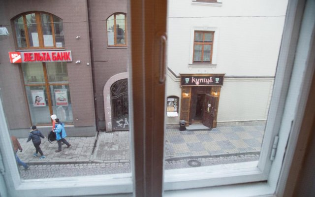 Апартаменты на Улице Сербской вид на фасад